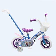 10 Zoll Kinderfahrrad Eiskönigin Kinder Fahrrad Disney Mädchen 2 3 4 jahre