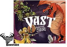 Vast - The Crystal Caverns Family board game