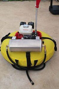 Accumulator Tank Kit for Air Line J Sink Third Lung Hookah Dive & breath safer!