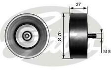 GATES Polea inversión/guía, correa poli V BMW Serie 3 5 X5 X3 7 6 T36294
