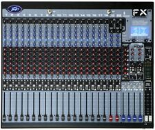 Peavey FX2 24 Channel Mixer with DSP Effects PVFX224