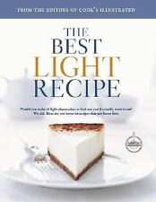 The Best Light Recipe (Cook's Illustrated) Hardcover Cheesecake