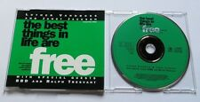 Luther Vandross & J.Jackson*The Best Things in Life are free Maxi CD MCD
