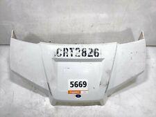 15 Polaris Ranger ETX Basic Hood White 5451006