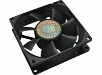 80mm 8cm 12V 2Pin DC Brushless Cooling Fan 80x10mm For Computer PC Cooling LJU