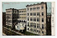 CANADA carte postale ancienne MONTREAL Laval university