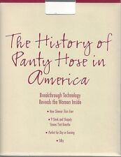 The History of Panty Hose in America by