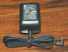 Motorola (SPN4681C) 4.8V 350mA 60Hz AC Power Supply For Motorola V220 V180 V188