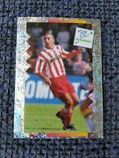 ROOKIE RONALDO 1996 PANINI VOETBAL 96 DUTCH ISSUE – PSV, BARCELONA, INTER, MILAN