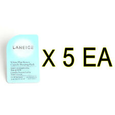 [LANEIGE] White Plus Renew Capsule Sleeping Pack 3ml X 5ea for all skin types