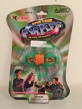 iStar Spin Your FyrFlyz Create Your Own Light Show Cyclone Green White Led Light