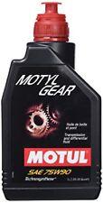 Huile Motul Motyl Gear 75w90 Bidon 1 Litre