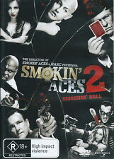 Smokin Aces 2: Assassins Ball - Action / Thriller - Tom Berenger - NEW DVD