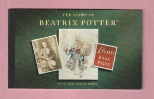 Great Britain, Royal Mail Prestige booklet 1993, Beatrix Potter. DX15