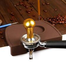 2 Colors Coffee Mat Espresso Latte Art Pen Tamper Tamping Rest Holder-Pad