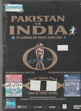 Pakistan V/s India - The Sansung Cup One day & Test  series  2004 [Dvd]