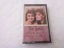 Vintage The Judds Heart Land Audio Cassette Tape