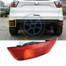 LEFT Driving Side Rear Bumper Reflectos Fog Light For Ford Kuga Escape 2013-2019