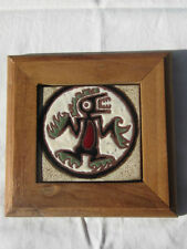 Hand Painted Square Decorative Plaques & Signs