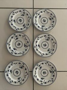 "Royal Doulton, Yorktown, 6 x 6.5"" Teaplates or Side Plates"