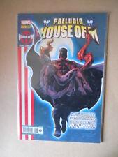 HOUSE OF M Preludio Storia Completa Marvel Mega #36 Marvel Italia  [SC16]