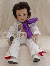 Marie Osmond Baby Elvis Toddler Doll