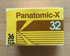 Kodak Panatomic-X b&w print film, exp. 12/1990, cold stored, fast ship.
