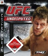 UFC 2009 Undisputed PS-3 [Import germany] PlayStation 3