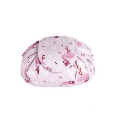 New Drawstring Toiletry Bag Lazy Makeup Bag Quick Pack Waterproof Travel Bag