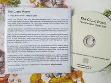 The Cloud Room ‎– Hey Now Now Label: A&G Records CDr UK Promo CD Single