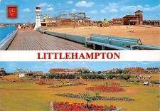 Littlehampton Seafront Flower Gardens Lighthouse