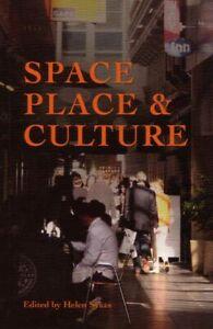 Space Place & Culture BOOK Urban development Social Change Aboriginal etc
