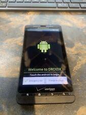 Motorola Droid X - 6.5GB - Black (Verizon)