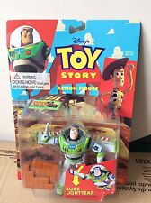 Rare Original Disney Toy Story Buzz Lightyear Action Figure Sealed