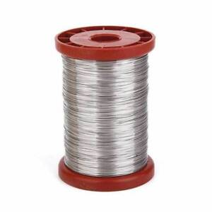 500g 304 Stainless Steel Bee Hive Frame Wire BeeHive