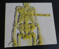 MADE IN ICELAND VI Music CD New 2013 Free Shipping SEALED