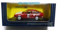 Raro 1:43 Progetto K _ALFA ROMEO ALFETTA GTV - Rally 4 Regioni 1975 F. Ormezzano