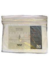 New Hotel Signature Sateen 7 Piece 800Tc Sheet Set Split King Bright White
