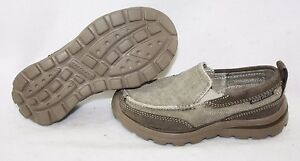 NEW Infant Toddler SKECHERS Superior Melvin 93891L TPE Taupe Sneakers Shoes NWOB