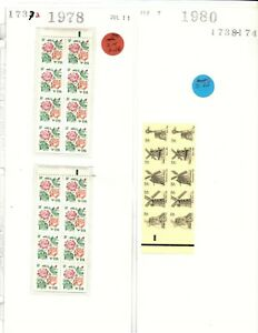 Mint USPS Postage - 26 of the 15 cent stamps and 30 Domestic Postage B - MNH