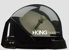 DIRECTV KING QUEST PRO™ PREMIUM SATELLITE ANTENNA VQ4800 FOR RV, TRAILERS
