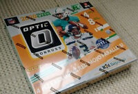 2020 Panini Donruss Optic Football Hobby Box H2 Hybrid Factory Sealed NFL