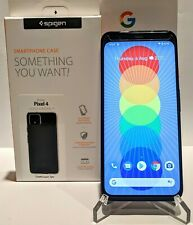 Google Pixel 4 G020M - 64GB - Clearly White (Unlocked) Very Good!