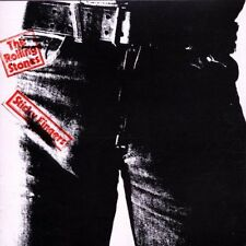 THE ROLLING STONES: STICKY FINGERS CD NEW