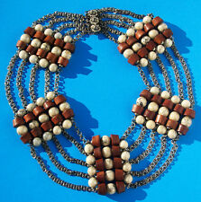 VINTAGE MIRIAM HASKELL CHOKER NECKLACE