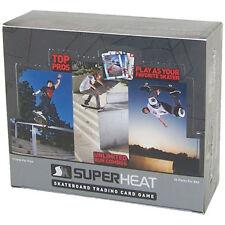 Super Heat Skateboard Trading Card Game - Series 1 - BOX ( 24 packs ) - New