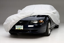 Fleeced Satin Black Covercraft Custom Fit Car Cover for Select Mitsubishi Expo Models FS13349F5