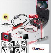 KS Tools Set videoskop, SONDA commutabile 0°/90° 550.6040 ENDOSCOPIO boreskop