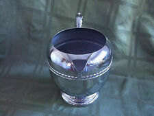 """Sheridan Chrome 7"""" Water Pitcher Nice Condition"""