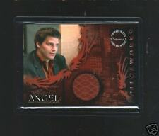 Angel Season 5  PW3  David Boreanaz  costume card